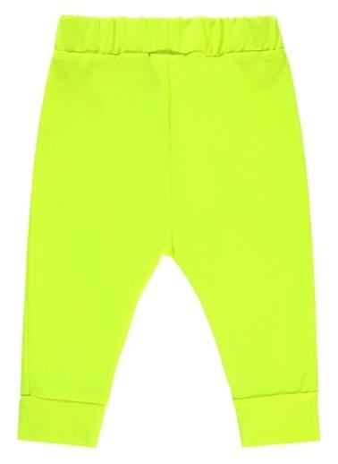 Kujju Sweatpant Sarı